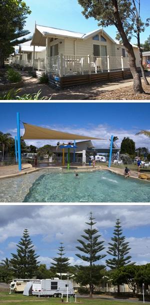 Central Coast Caravan Park Cabins Tourist Park