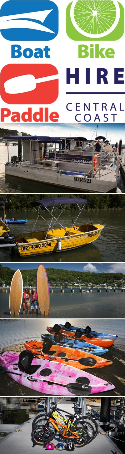 Central Coast Boat Hire