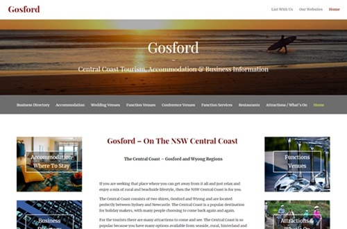 Gosdord Business Advertising